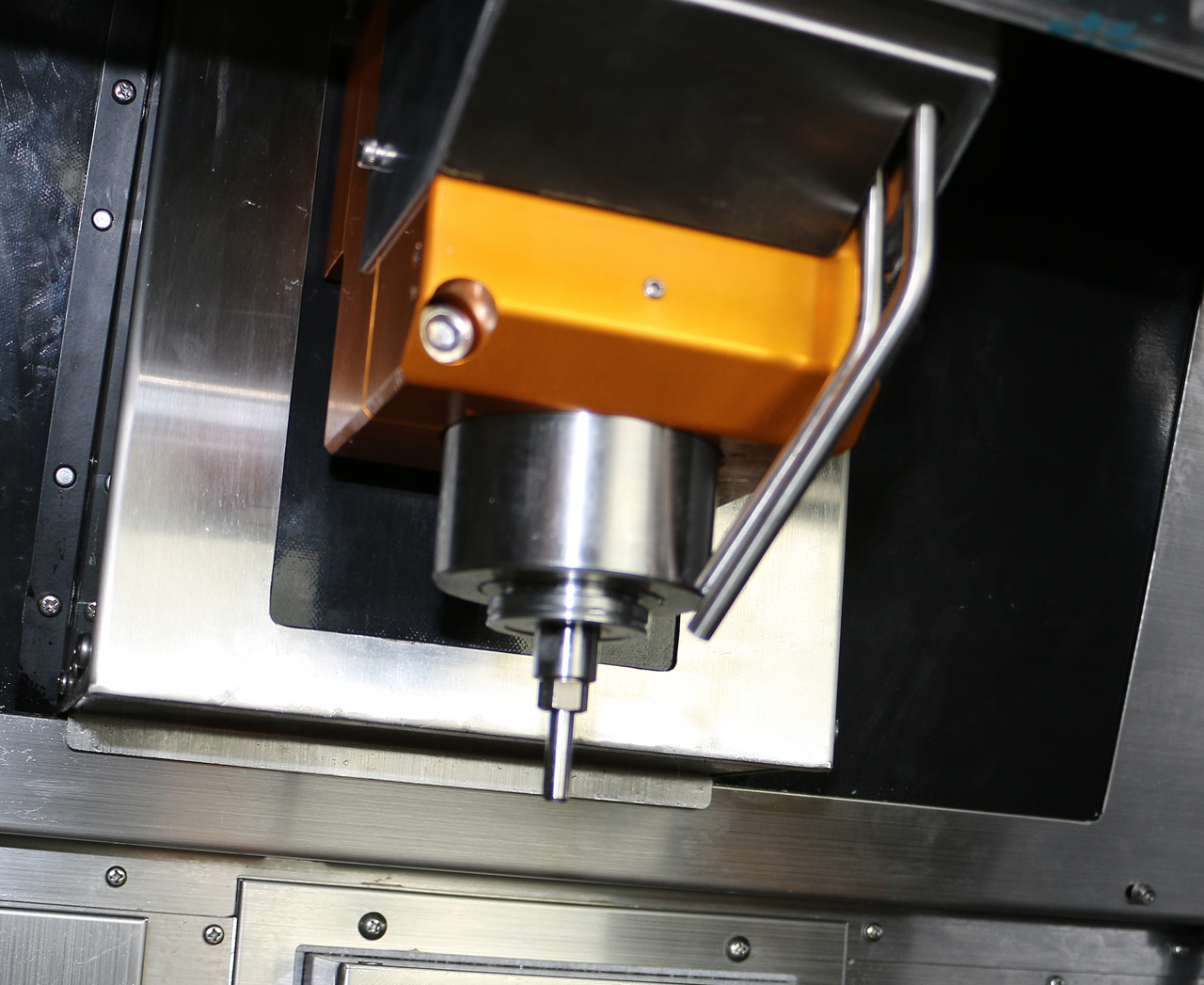 milling machine cooling system