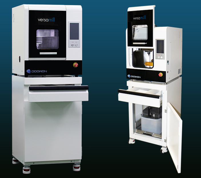 Axsys Dental Solutions Versamill 5 Axis Dental Milling