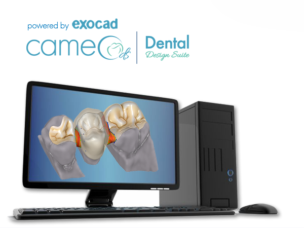 cameo Dental CAD Base Module