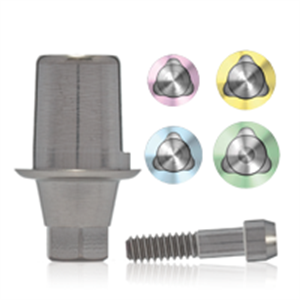 Picture of NT-Trading E-Series Nobel Replace Select® Compatible Titanium Bases