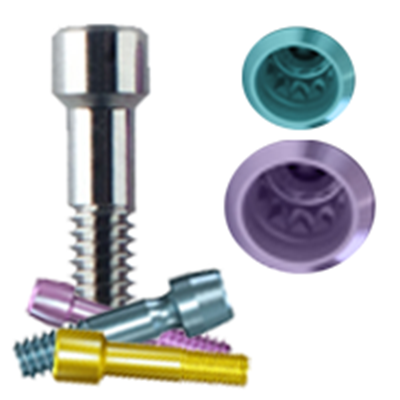 Picture of NT-Trading S-Series Abutment Screws: Astra Tech Osseospeed® Compatible