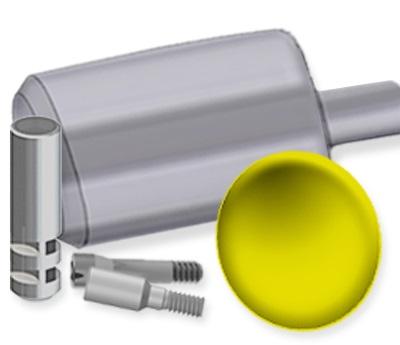Picture of Straumann® Synocta Compatible N-Series 3.5mm NN Titanium Blank