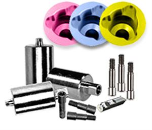 Picture of NT-Trading Nobel Replace Select® Compatible  E-Series Titanium Preform 3-Pack
