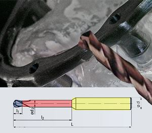 Picture of Dental Bar:  1.5mm DRILL