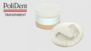 Picture of Polident Clear PMMA Discs