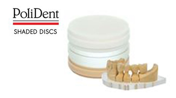 Picture of Polident PMMA Shaded Discs