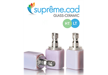 Picture for category Suprême Glass-ceramic CAD blocks