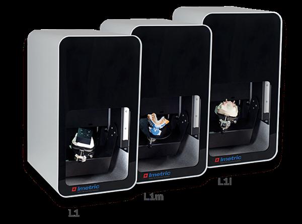 iMetric L1 Series Dental Scanners
