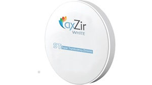 Picture of AxZir  ST-White Dental Zirconia