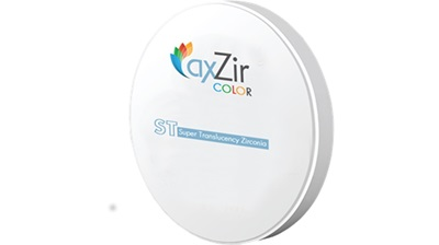 Picture of AxZir ST-Color Shaded Dental Zirconia