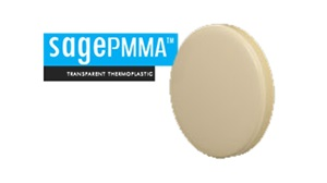 Picture of Sagemax Brylic™ Clear PMMA Blanks