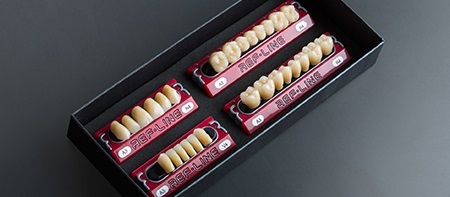 Picture for category REF-LINE Acrylic Artificial Teeth