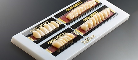 Picture for category CROSS LINKED 2 Artificial Teeth