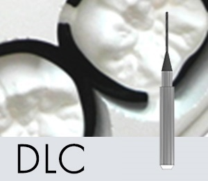 Picture of Masterpiece  0.6mm DLC Ball Endmill