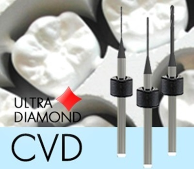 Picture of 2.0mm Ultra-Diamond  Ballnose Endmill
