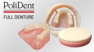 Picture of Polident Full Denture  PMMA Discs