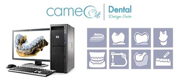 Picture for category Cameo exocad DentalCAD Software