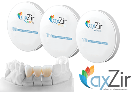 Picture for category AxZir Zirconia