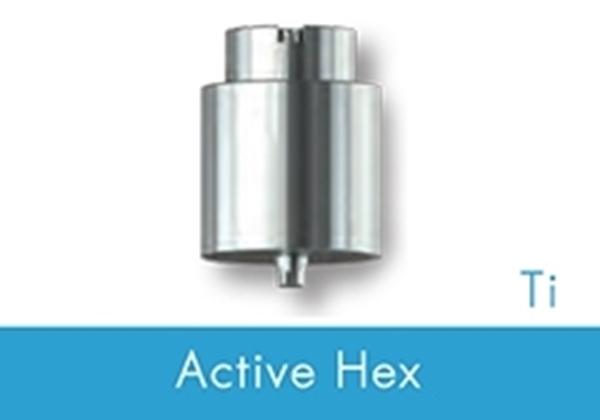 Picture of Medentika Titanium Nobel Active® Compatible 16mm Ø PreFace - NP/3.5