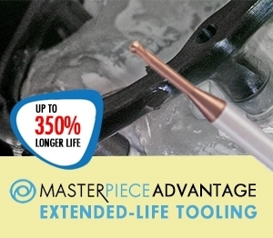 Picture of Masterpiece Advantage Dental Bar-6: 0.6mm  Ball End Mill
