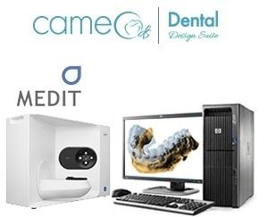 Picture of Axsys Dental Solutions Medit T310 Dental Design Solution