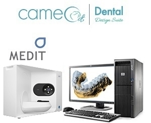 Picture of Axsys Dental Solutions Medit T710 Dental Design Solution
