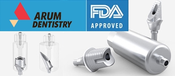 Picture for category Arum Pre-Milled Abutments and Implant Components