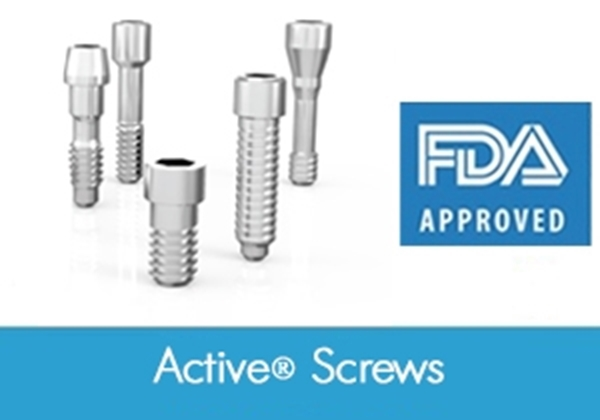 Picture for category Arum NOBEL BIOCARE® ACTIVE™ Compatible Screws