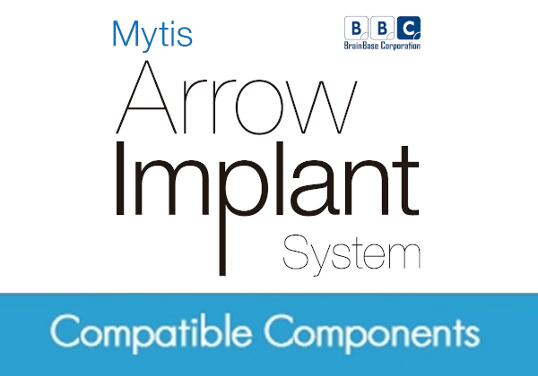 Picture for category BrainBase Corp® MYTIS Arrow Implant