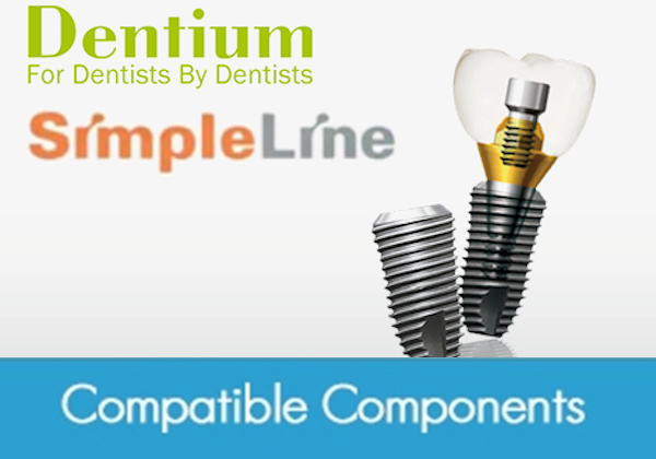 Picture for category DENTIUM® SimpleLine Compatible