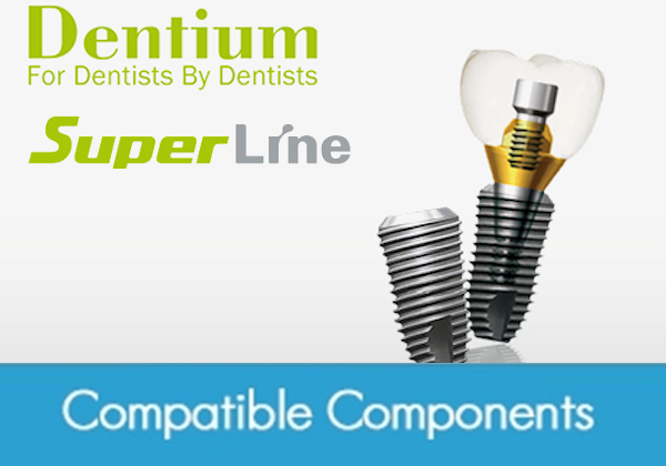 Picture for category DENTIUM® SuperLine Compatible
