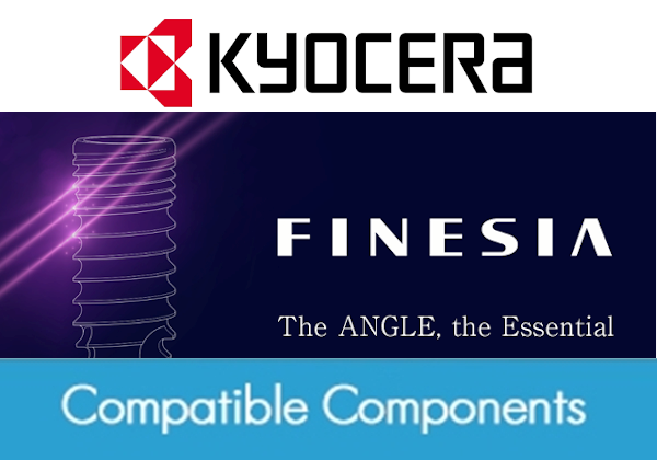 Picture for category KYOCERA FINESIA® Bone Level